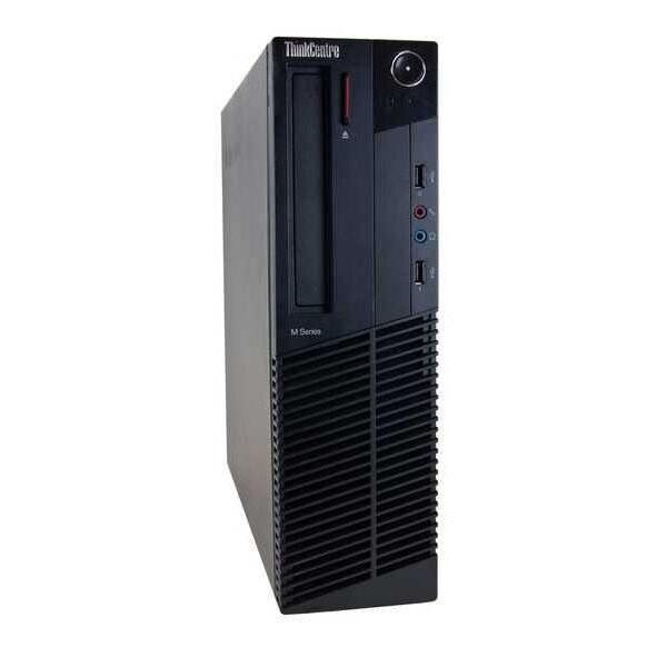 Офисный ПК Lenovo M81 i5-2400/4GB/500-7/MB/W7P_COA (0385-06972-08-C)
