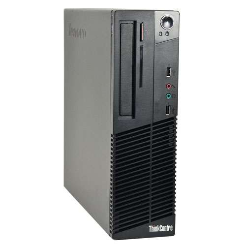 Офисный ПК Lenovo THINKCENTRE M73/2GB/i5-4590/500gb/DVD-RW (10B6001SUS-B)
