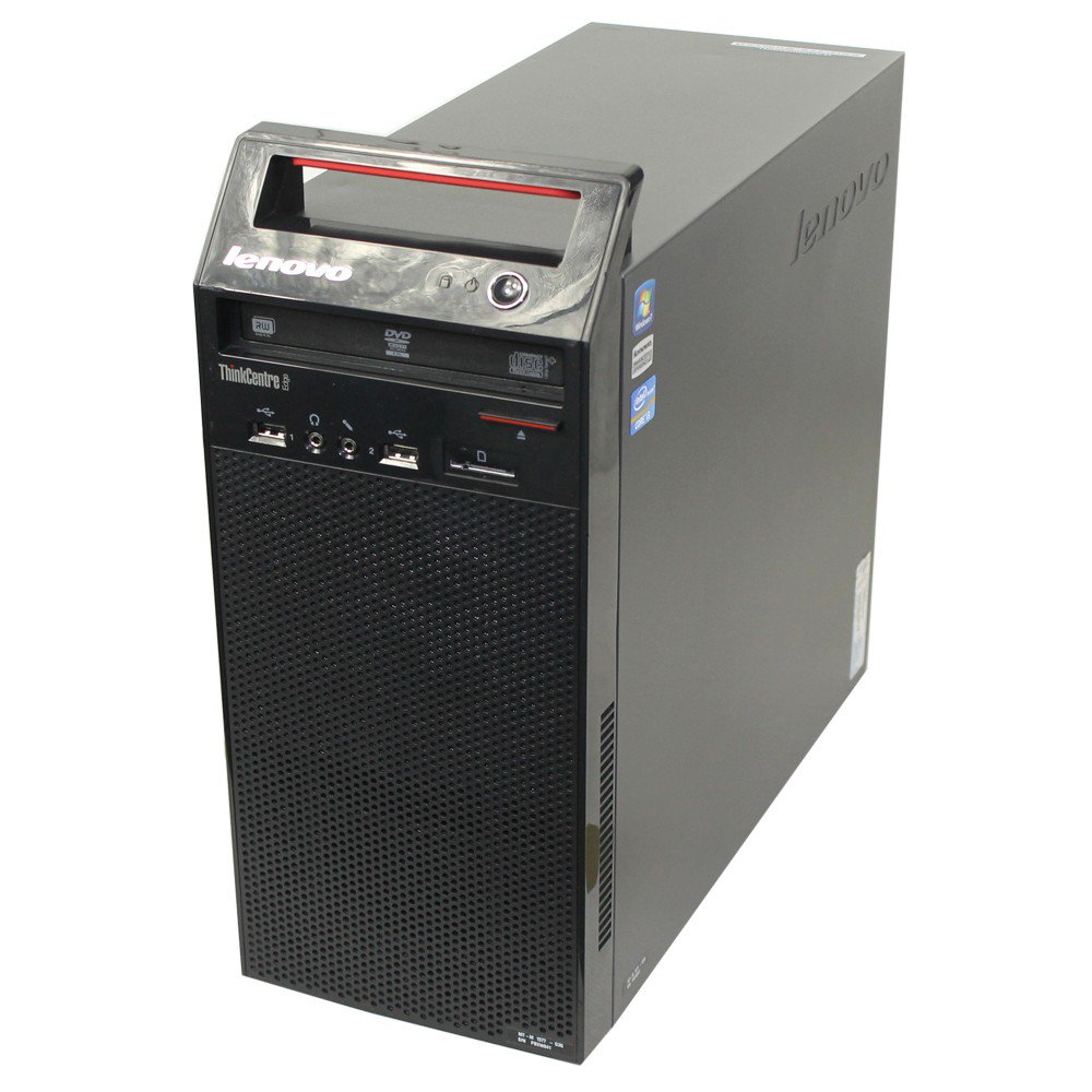 Офисный ПК Lenovo Edge71 i3-2120/4GB/500-7/MB/W7P_COA (1578-03160-08-B)