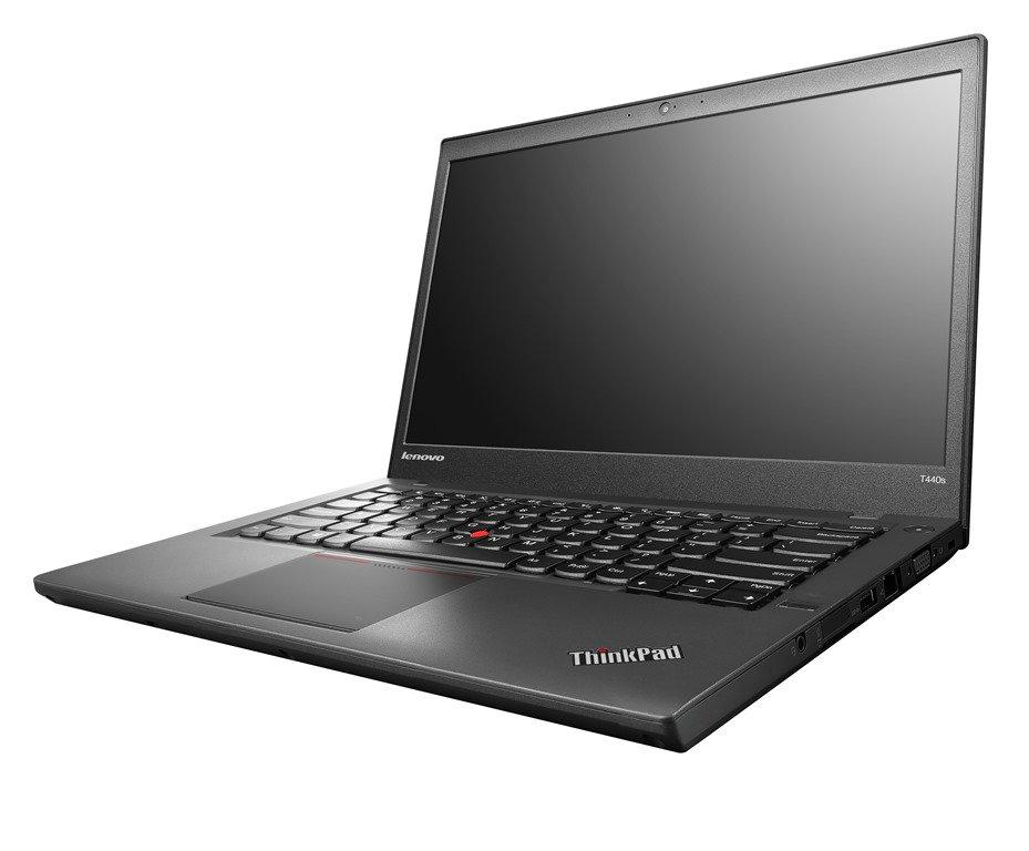 Ноутбук Lenovo T440 i5-4300U/4GB/500-7/HD/F/B/C/W8P_COA (20B7-03966-08-B)