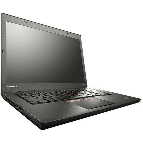 Ноутбук Lenovo T450 i5-5300U/8GB/256S/HD+/B/C/W7P_COA (20BU-07208-08-C)