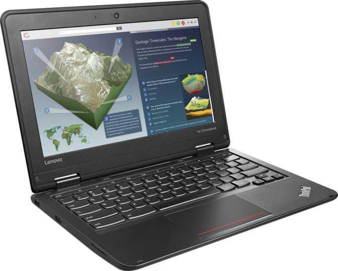 Ноутбук Lenovo ThinkPad 11e N2940/4GB/500-7/HD/B/C/NOOS (20D9S00D00-CTO3-08-A)