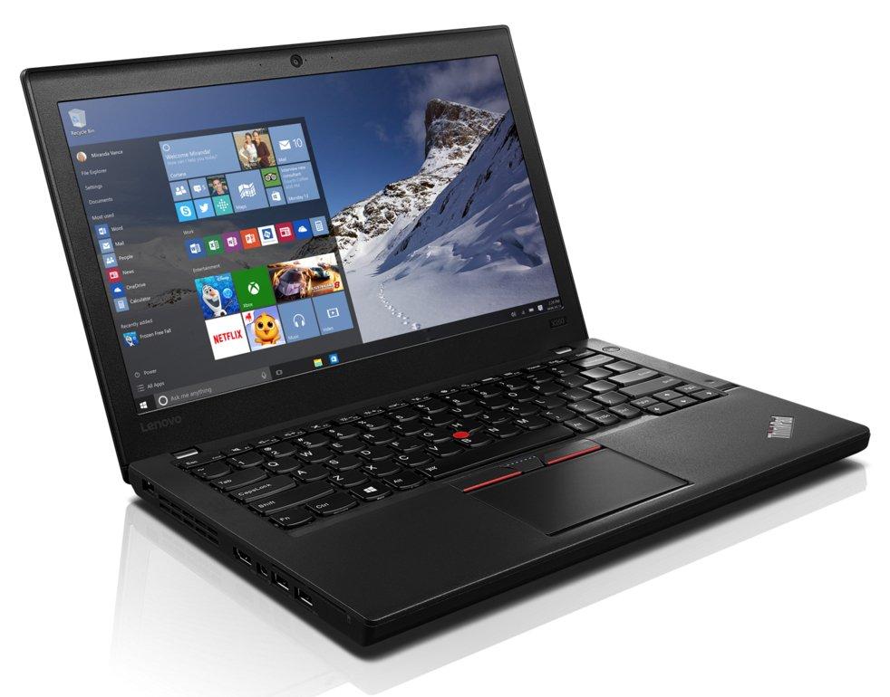 Ноутбук Lenovo X260 i7-6500U/8GB/256S/FHD-p/4U/S/F/B/C/W10P (20F600A5MS-08-C)