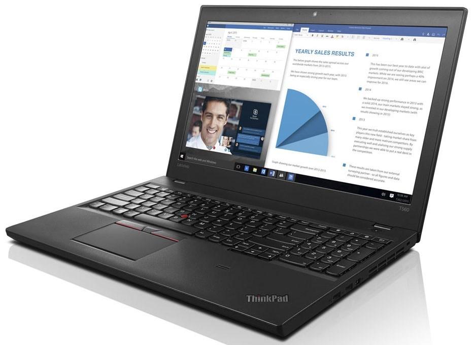 Ноутбук Lenovo T560 i5-6300U/4GB/256S/FHD-p/S/B/W10P (20FJS05R00-08-C)
