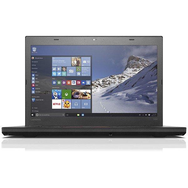 Ноутбук Lenovo T460 i5-6300U/8GB/256S/HD/F/B/C/W10P_COA (20FM-05112-08-A)