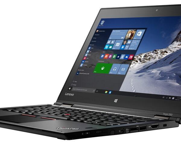 Ноутбук Lenovo X1 Yoga i5-6200U/4GB/256M2/WQHD/MT/4/F/B/C/W10P (20FRS3D500-08-C)