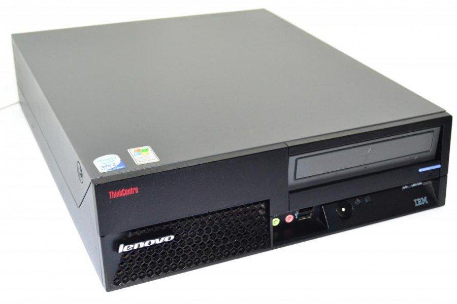 Офисный ПК Lenovo M58e E5300/2GB/0GB/MB/Vista_COA (7307-03162-08-B)
