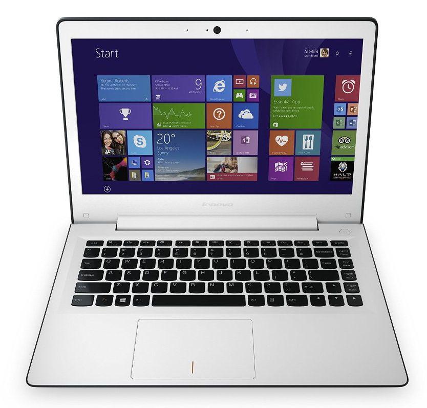Ноутбук Lenovo U31-70 i5-5200U/4GB/256S/FHD/B/C/W10 (80M500FBNX-08-C)