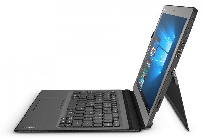 Ноутбук Lenovo MIIX 700-12ISK m7-6Y75/8GB/256M2/FHD+/MT/4/C/W10P (80QL00B6FR-CTO1-08-B)
