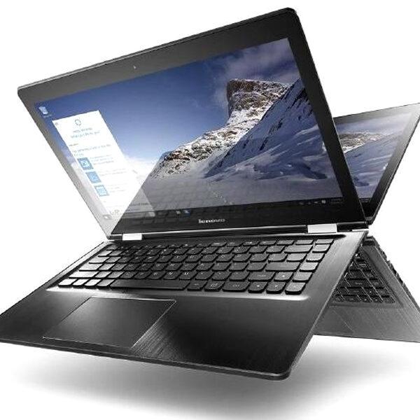 Ноутбук Lenovo Yoga 500-14ISK i5-6200U/4GB/256S/FHD/MT/B/C/W10 (80R500EBMX-08-A)
