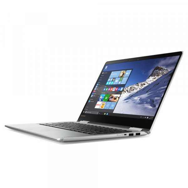 Ноутбук Lenovo Yoga 710-14ISK i5-6200U/8GB/256M2/FHD/MT/GC/C/W10 (80TY004LSP-08-C)