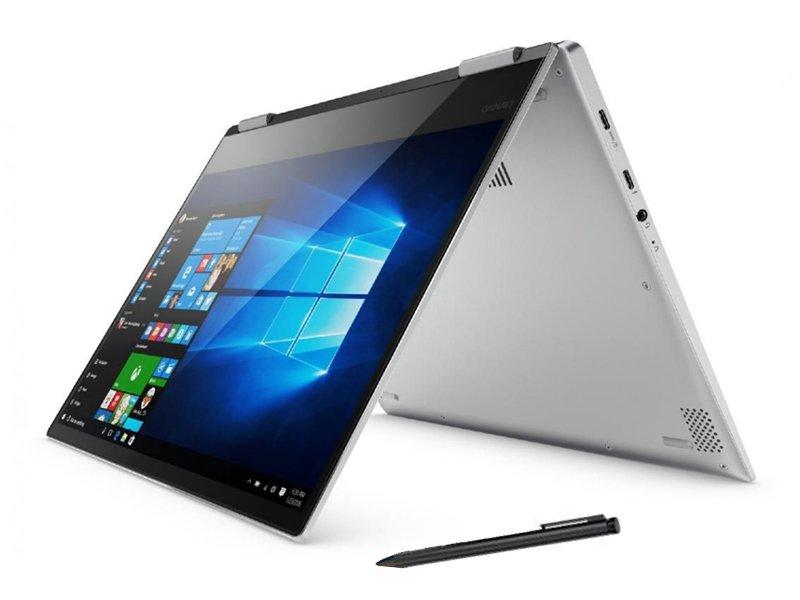 Ноутбук Lenovo YOGA 720-13IKB i5-7200U/8GB/256M2/FHD/MT/F/B/C/W10 (80X6008XMZ-08-A)