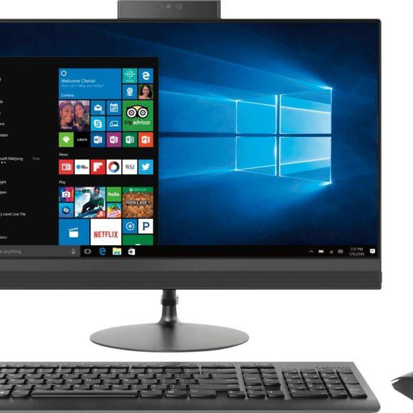 Офисный ПК Lenovo AIO 520-24AST A12-9720P/8GB/1TB-7/FHD/MB/B/C/W10 (F0D3CTO-08-A)