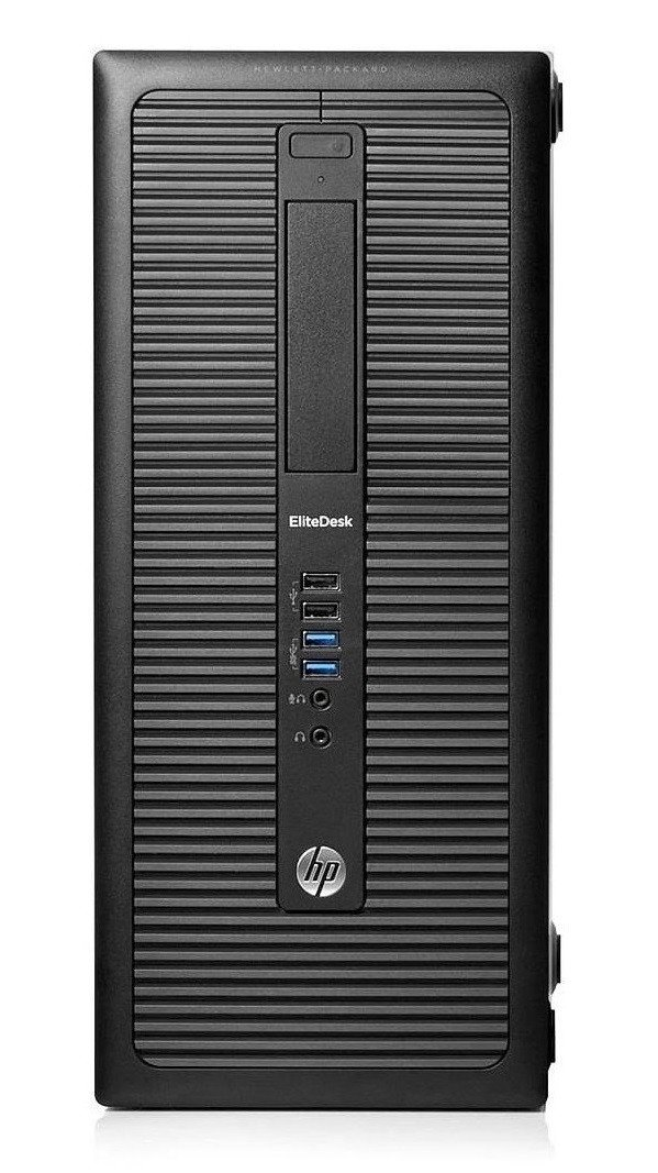 Офисный ПК HP Elitedesk 800 G1/2GB/i5-4570/500gb/DVD (G0N83UP#ABA-C)