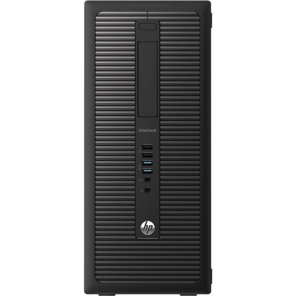 Офисный ПК HP Elitedesk 800 G1/16GB/i5-4670/SSD 128gb/DVD (G4R65US#ABA-CTO6-C)
