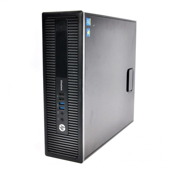 Офисный ПК HP Elitedesk 800 G1/4GB/i5-4590/500gb/DVD (K0V53US#ABA-C)