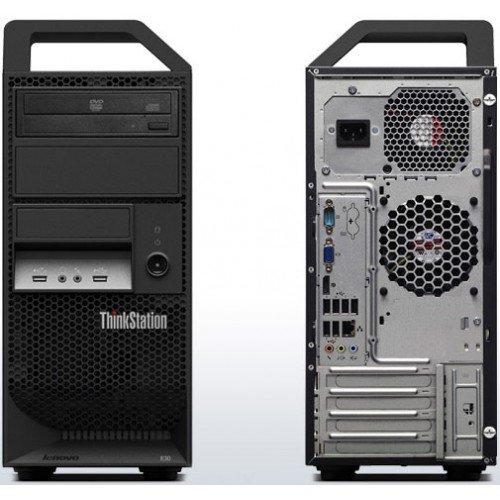 Рабочая станция Lenovo E30 XQC E3-1235/3x2Gb/2x1TB-7/MB/GC/W7P (SZD43IX-08)