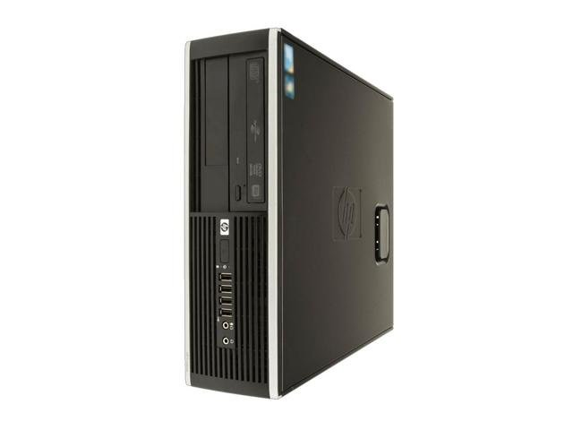 Офисный ПК HP 8000 Elite E8400/2GB/160-7/MB/W7P_COA (WB67-06596-08-C)