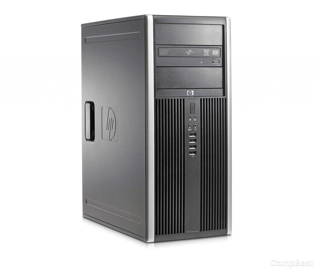 Офисный ПК HP Compaq 8100 Elite i5-660/4GB/500-7+2TB/MB/W7P_COA (WJ99-01951-08-A)