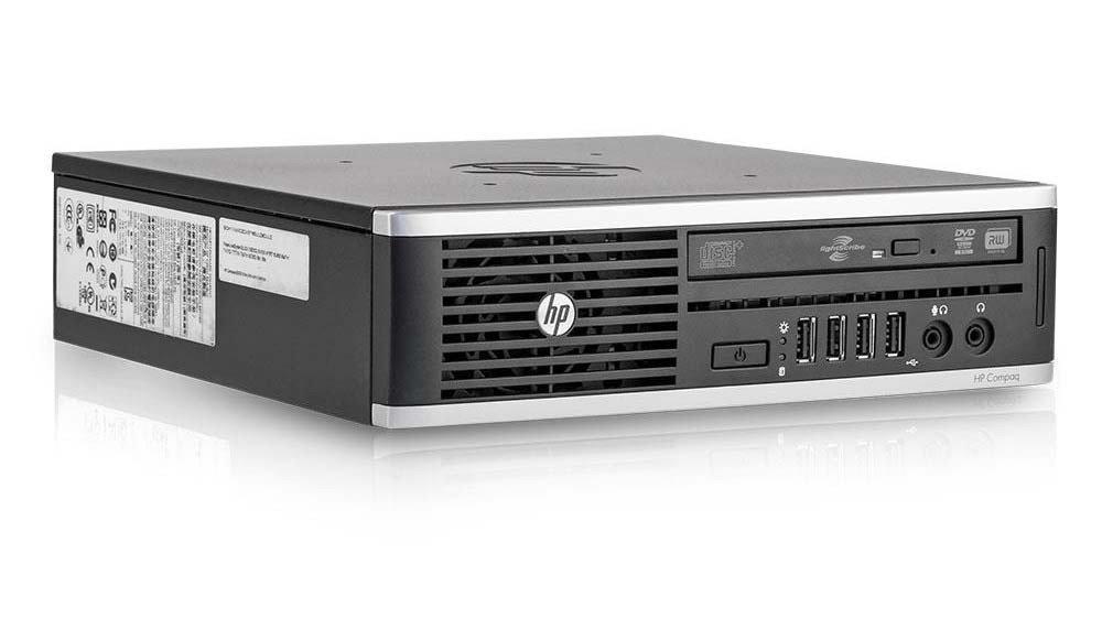 Офисный ПК HP 8200 ELITE/4GB/i3-2100/250gb/DVD-RW (XL508AV-B)