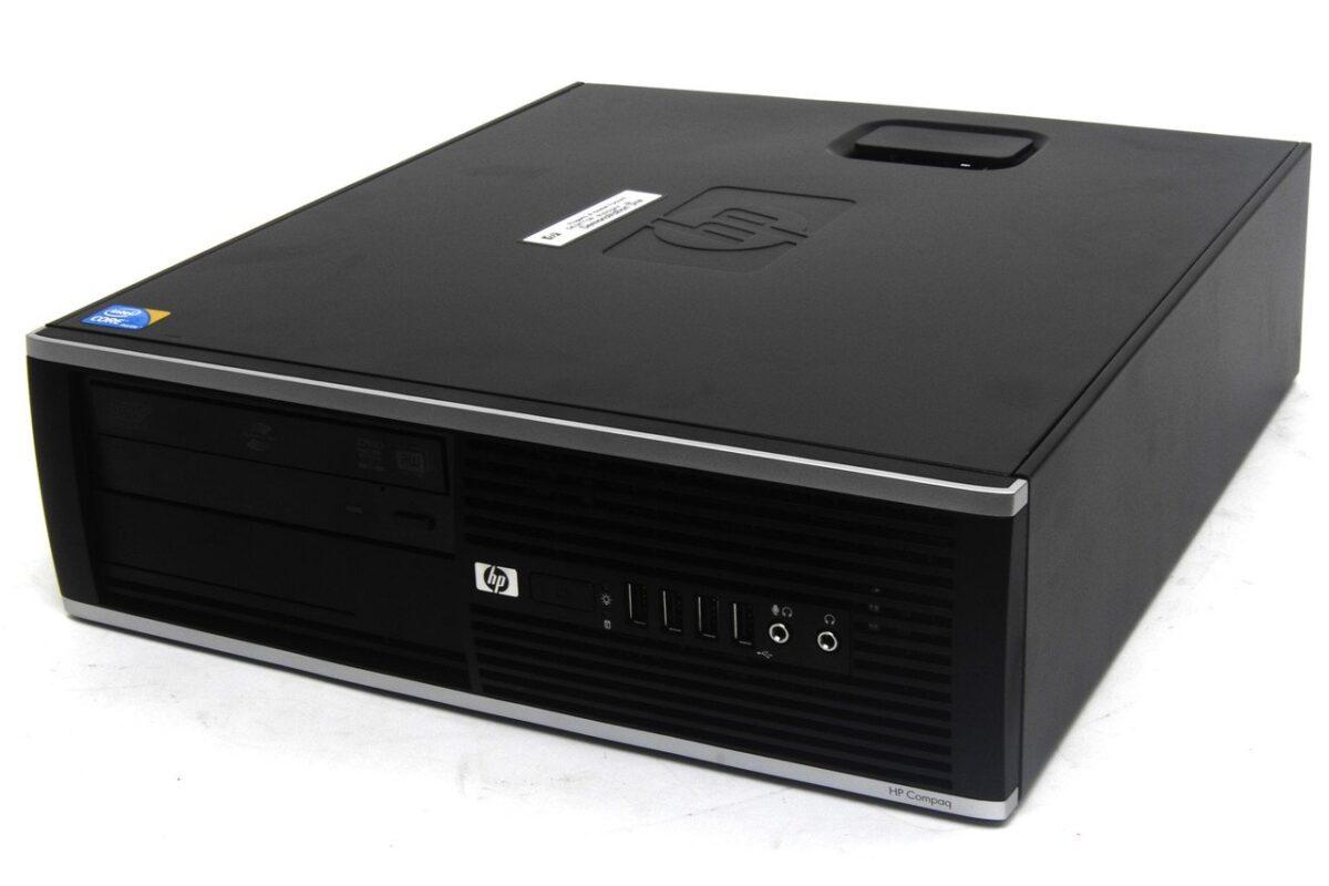 Офисный ПК HP 8200 ELITE/4GB/i5-2400/250gb/DVD-RW (XL510AV-B)
