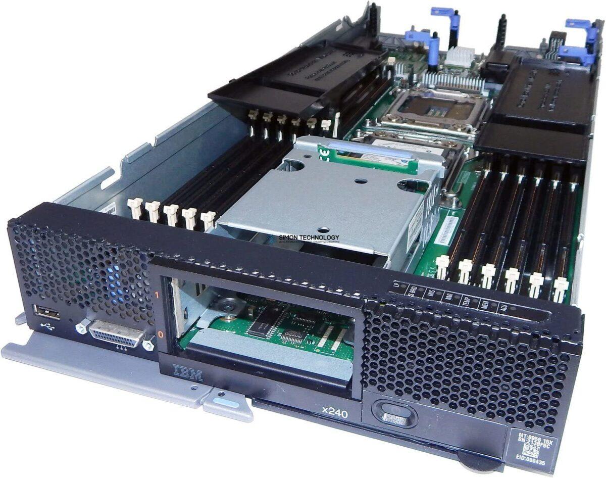 IBM IBM FLEX SYSTEM X240 COMPUTER NODE SYSYEM BOARD (00АЕ553)