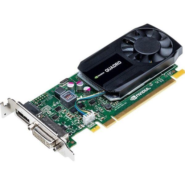 Видеокарта Lenovo Lenovo Grafikkarte Quadro K620 2GB DP DVI PCI-E - (00FC809)