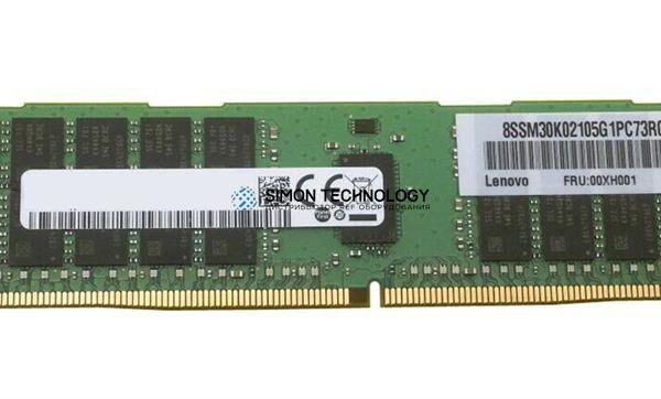 Оперативная память Lenovo Lenovo Memory 16GB DDR4 2400MHz rDIMM (00XH001)