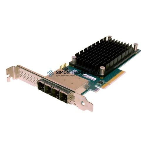 Lenovo IBM Lenovo Storage V3700 V2 2x 4-port 12Gb SAS Adapter Cards (mSAS HD) (01DC657)