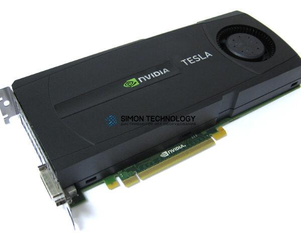 Видеокарта HPE HPE EOL nVIDIA C2070 GPGPU COMPUTE Card (030-2444-001)