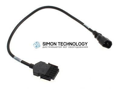 EMC EMC 4x Netzkabel C14 - C13 Data Domain DS60 1,6m - (038-000-925)