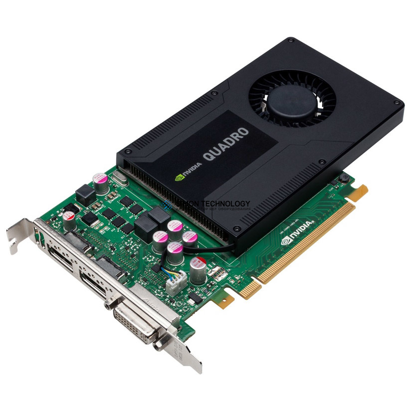 Видеокарта Nvidia NVIDIA QUADRO K2000 2GB GRAPHICS CARD (03T8310)
