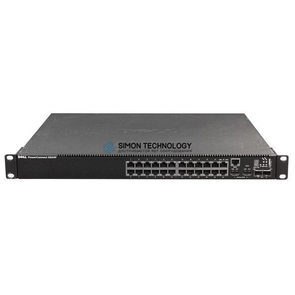 Dell Dell PowerCon t 5524P 24x 1GbE PoE 2x SFP+ 10GbE - (04T7PN)