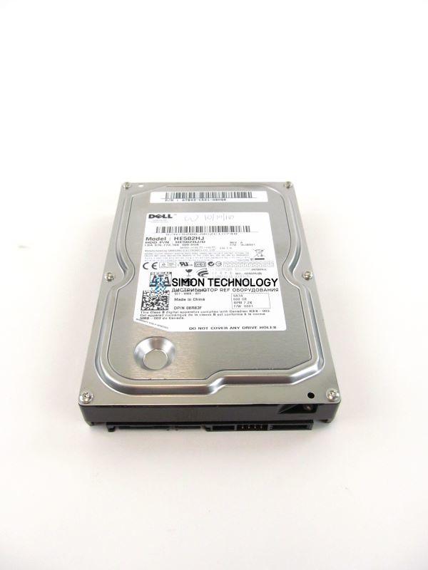 Dell DELL 500GB 7.2K 3.5 INCH SATA HDD (06R63F)