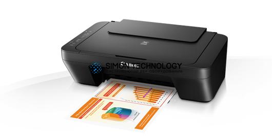 Canon PIXMA MG2550S - Multifunktionsdrucker - Farbe - Tintenstrahl (0727C006)