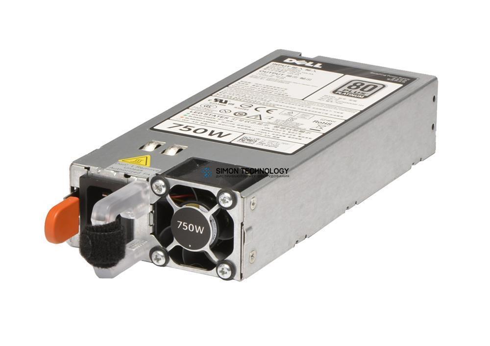 Блок питания Dell DELL PSU 750W for R620/720/820 (079RDR)