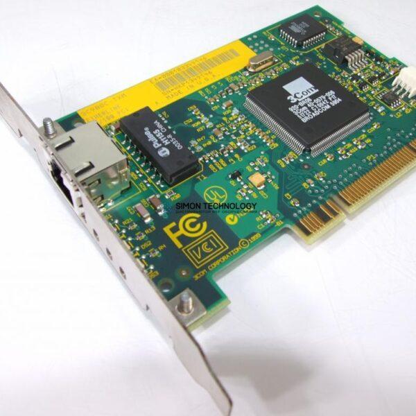 Сетевая карта IBM 10/100 ETHERLINK PCI SERVER ADAPTER (09N9999)