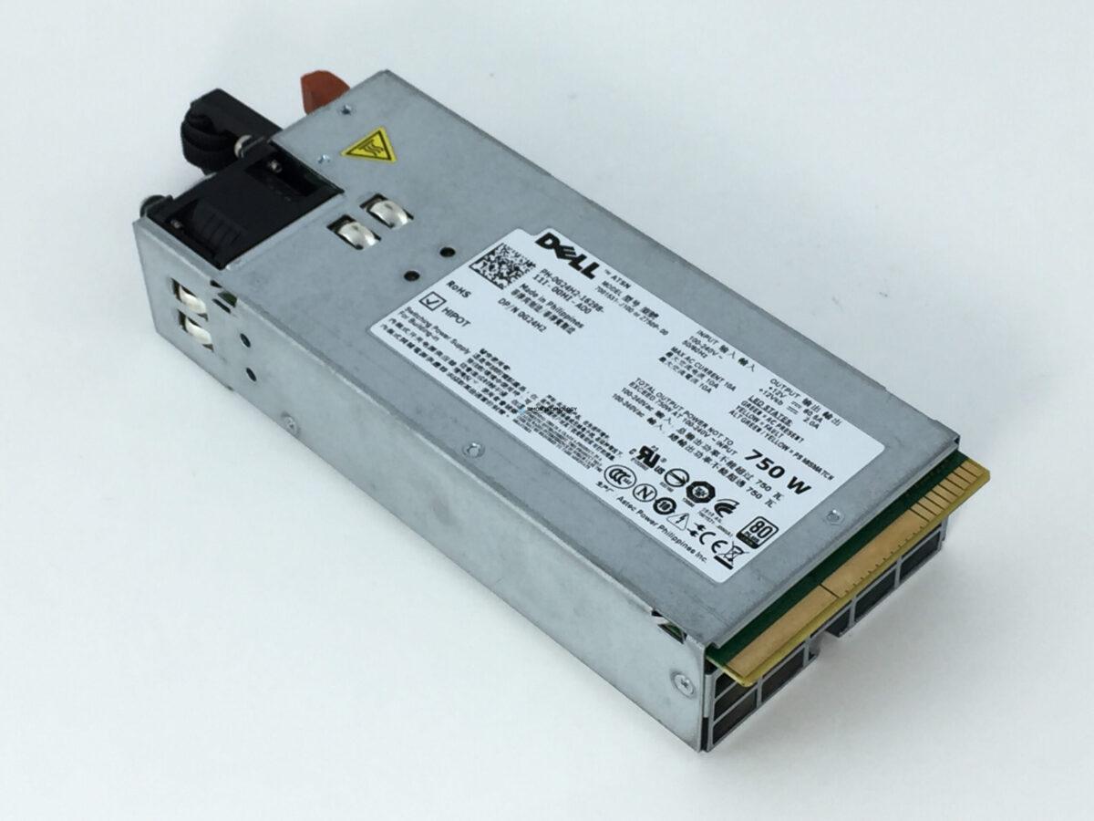 Блок питания Dell DELL Dell PSU 750W Redundant for R510/R810/R91 (0G24H2)