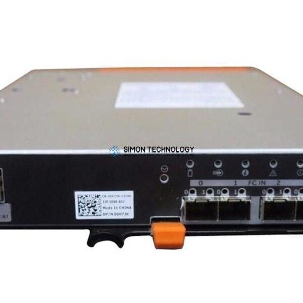 Модуль Dell Dell MD3660F 2G Controller (0H73K)