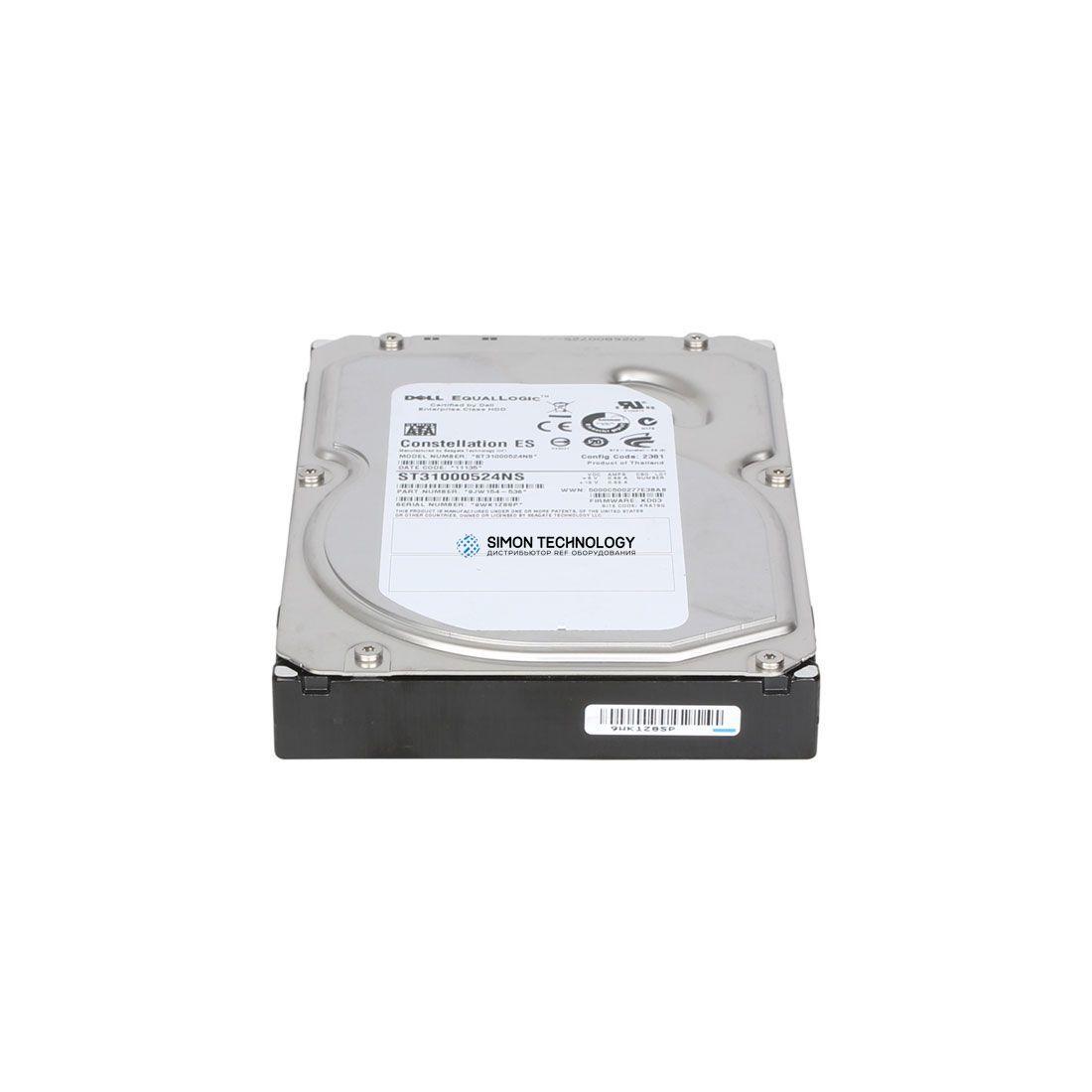 Dell DELL EQUALLOGIC 1TB 7.2K 3.5INCH SATA HDD (0K7NJ0)
