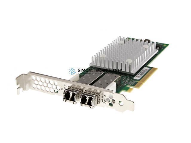 Dell DELL Qlogic QLE2692 16GB FC Dual Port Low Profile (0TCK3G)