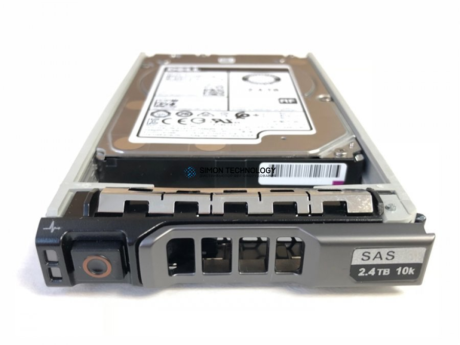 Dell Dell 2.4TB 10K 12G 512E 2.5INCH SAS HDD (0W9MNK)