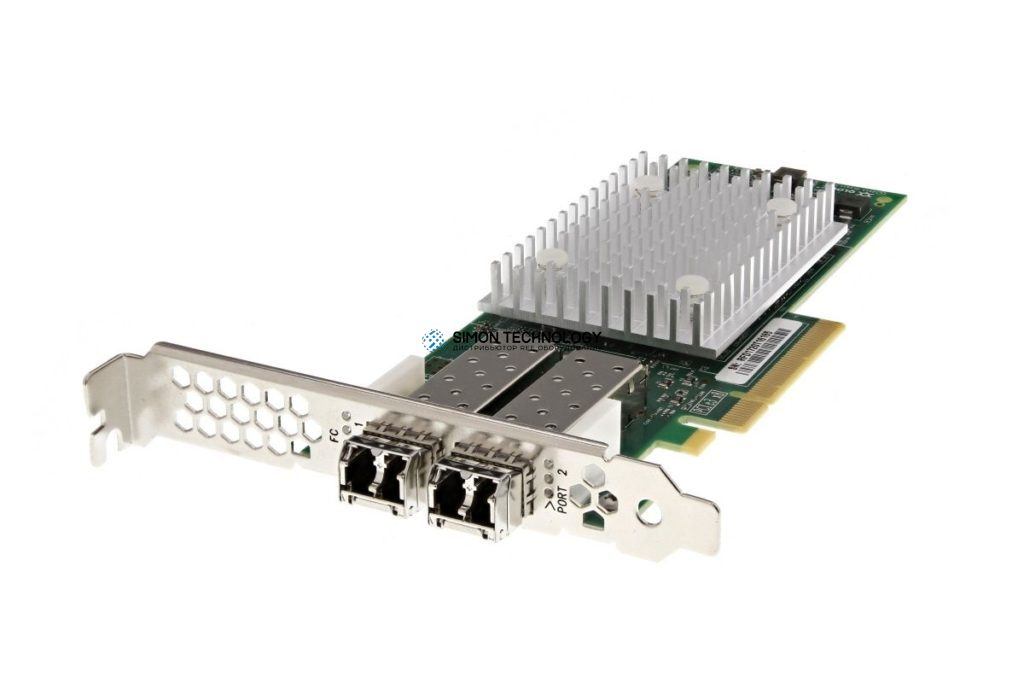 Dell DELL Qlogic QLE2692 16GB FC Dual Port Low Profile (0WVT0T)