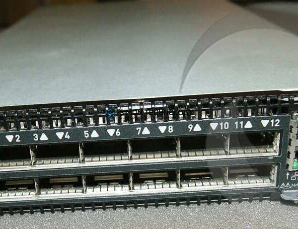 EMC EMC SX6012 12-PortInfinBand Switch (100-886-236-04)