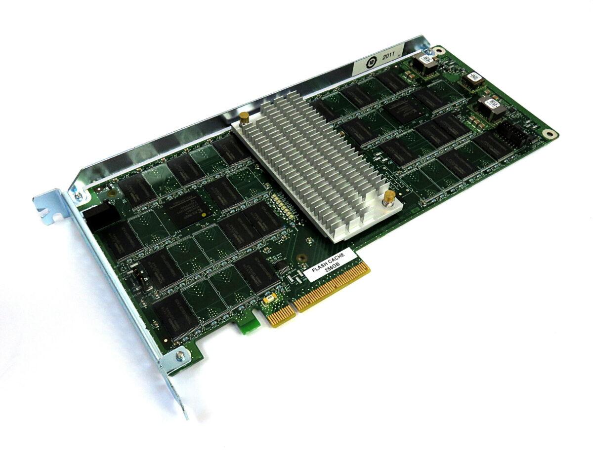 NetApp NetApp Flash Cache Module 256GB PCI-E FAS3240 (111-00707+B0)