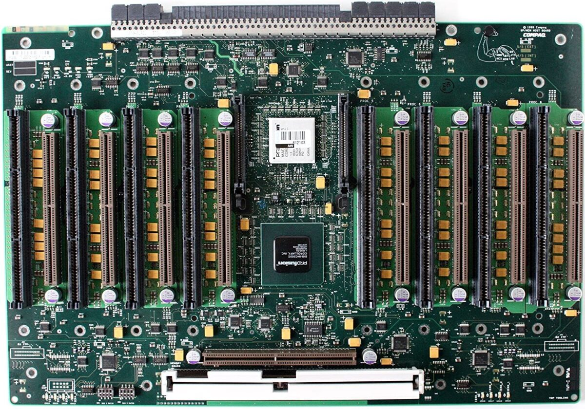 HPE HPE BD.CPU w/TRAY (122216-001)