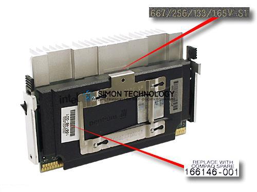 Процессор HPE HPE CPU 600/133 (166146-001)