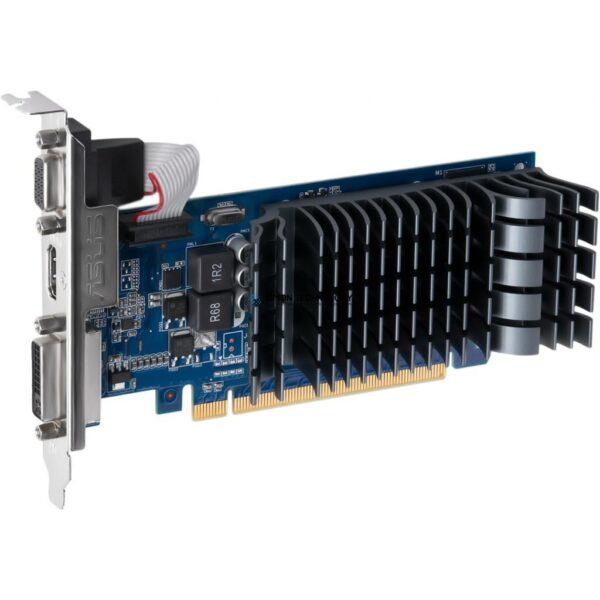 Видеокарта Asus ASUS NVIDIA GEOFORCE 210 1GB DDR3 PCI-E GRAPHICS CARD (210-SL-1GD3-BRK)