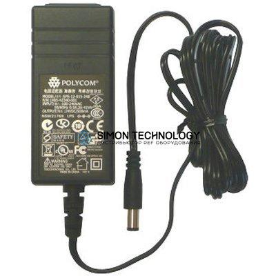 Polycom Netzteil (Packung von 5 ) - Telefon (2200-17569-122)