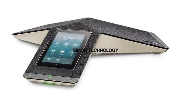 Polycom Poly Trio C60 - VoIP-Konferenztelefon - mit Bluetooth-Schnittstelle - IEEE 802.11a/b/g/n/ac (Wi-Fi) NEW (2200-86630-025)